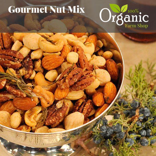 Gourmet Nut Mix