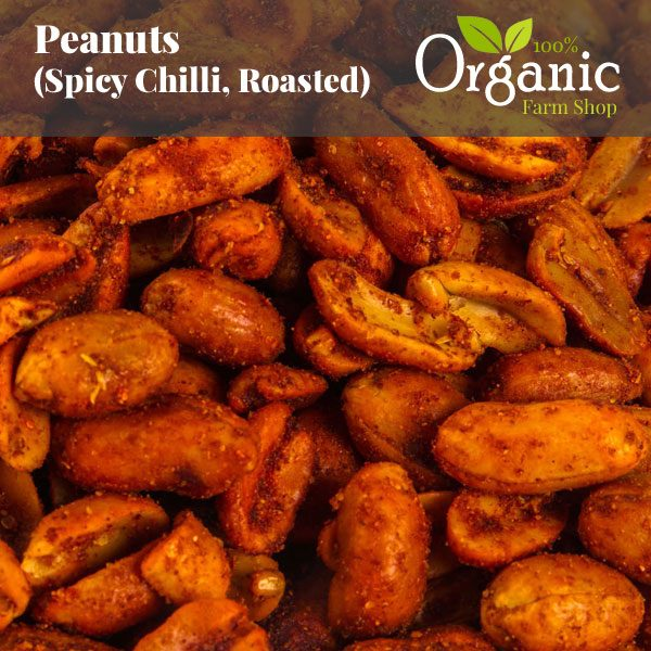 Peanuts (Spicy Chilli, Roasted)