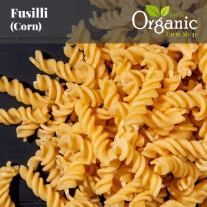 Fusilli (Corn, Gluten Free) - Certified Organic
