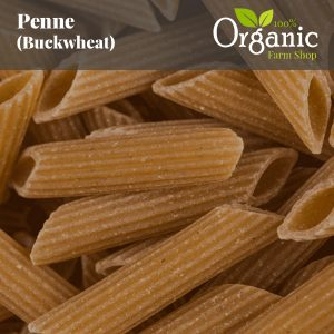 Penne (Buckwheat) - Certified Organic
