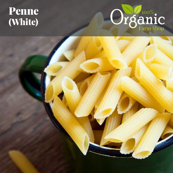 Penne (White) - Certified Organic