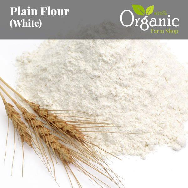 Plain Flour (White)