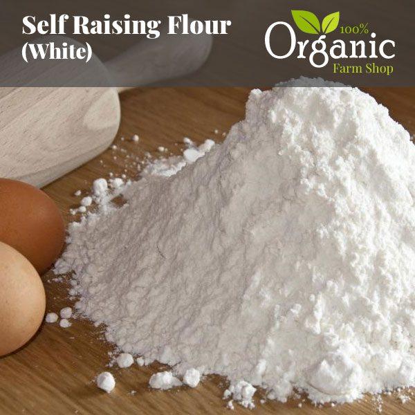 Self Raising Flour (White)