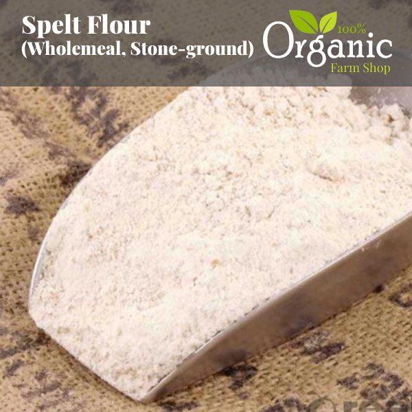 Spelt-Flour-(Wholemeal,-Stone-ground)