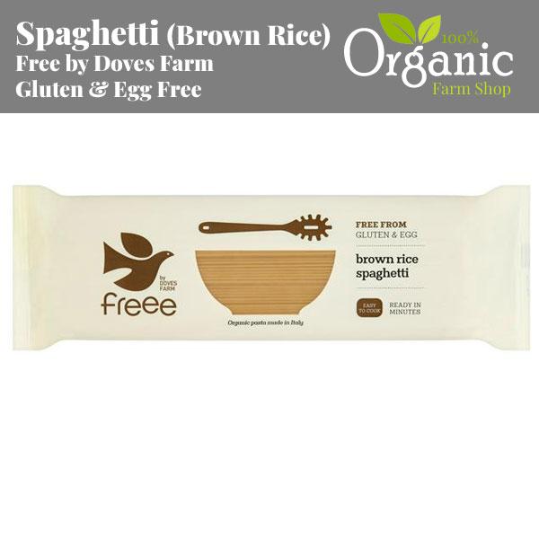 Spaghetti (Brown Rice)
